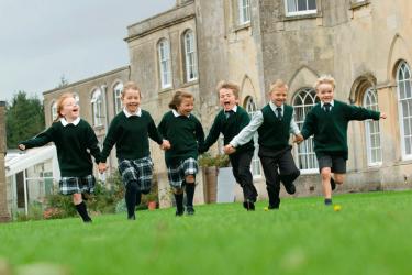 Stonar School, Этворт, графство Уилтшир, Великобритания
