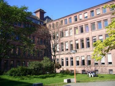 Sprachschule zum Ehrstein Freiburg, Фрайбург