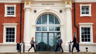 Goldsmiths University of London, Лондон