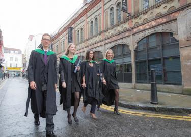 Glasgow Caledonian University (GCU London), Лондон