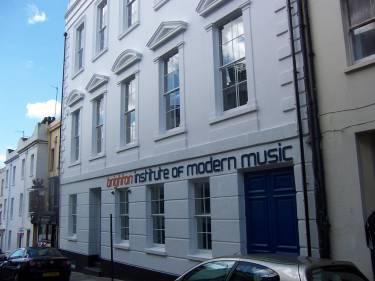 British & Irish Modern Music Institute Brighton