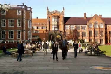 Newcastle University, Ньюкасл