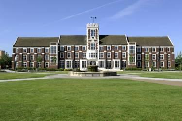 Loughborough University, Лафборо