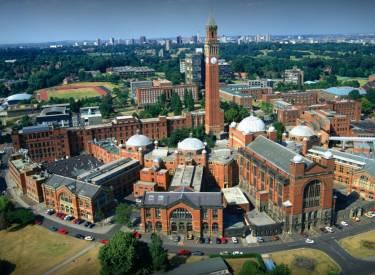 University of Birmingham, Бирмингем