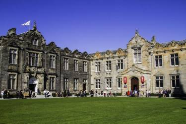 University of St Andrews, Сент-Эндрюс
