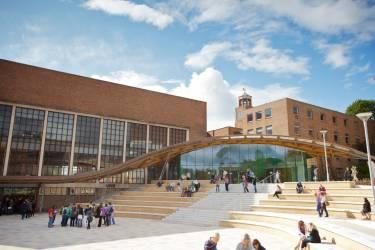 University of Exeter, Эксетер