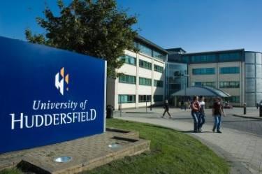 University of Huddersfield, Лидс