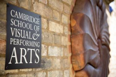CSVPA - Cambridge School of Visual and Performing Arts, Кембридж