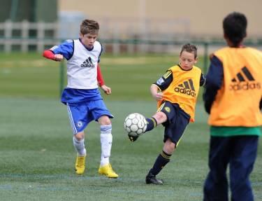 Футбольный лагерь Chelsea (Chelsea FC Foundation Our World), Лестер