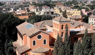 St. Stephen's School, Рим