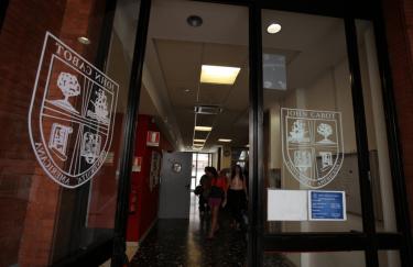 John Cabot University — американский университет Джон Кэбот в Риме