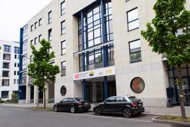 UE UNIVERSITY OF APPLIED SCIENCES EUROPE, БЕРЛИН