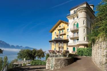 Surval Montreux школа для девочек, Монтрё