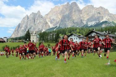Детский футбольный лагерь Италия, ФК Милан (AC Milan Junior Camp)