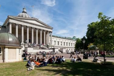 University College London UCL, Лондон
