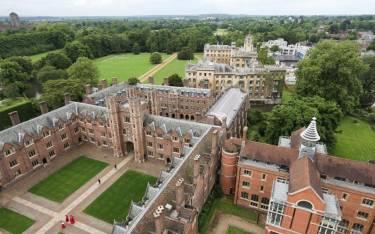 Cambridge University, Кембридж
