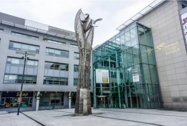 National College of Ireland ATC Дублин
