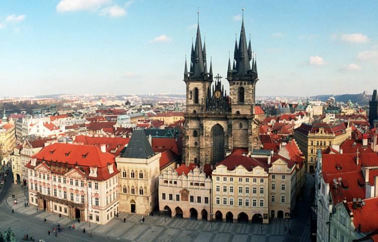 Берлин (3 ночи) - Прага (3 ночи)