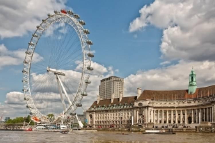"""Тур Лондон """"Разных эпох"""",  8 экскурсий"""