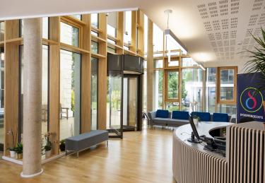 d'Overbroeck's College (Довербрукс Колледж), Оксфорд