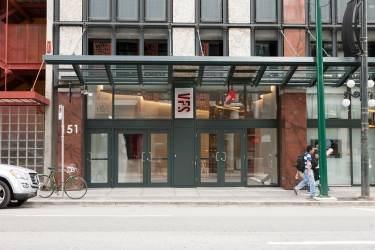 Vancouver Film School - VFS (Киношкола Ванкувера)