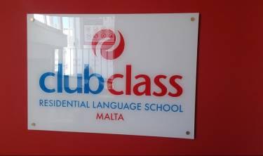 Clubclass Residential Language School, Слима