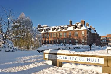 The Hull University Oncampus, Халл