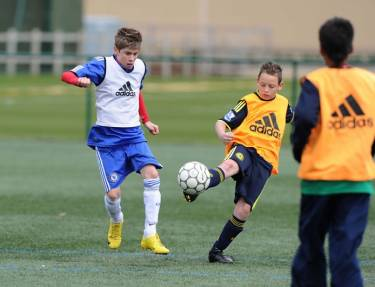Футбольный лагерь Chelsea (Chelsea FC Foundation Our World), Лестер