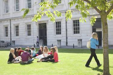 Летний лагерь на базе Cambridge University & City University London