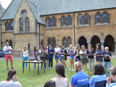 Uppingham School Summer Camp, Аппингем