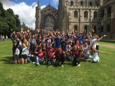 Charterhouse School Summer детский футбольный лагерь