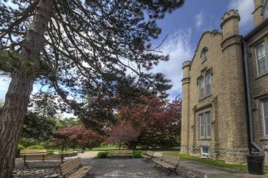 Trafalgar Castle School, Торонто, Онтарио