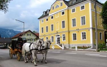 American International School Salzburg AISS, Зальцбург