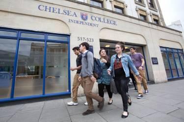 Chelsea Independent College Челси Индепендент Колледж