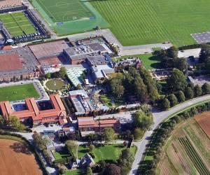 York Queen Ethelburga's college Йорк