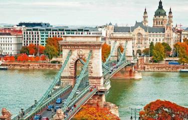Вена - Будапешт (вылет из Москвы)